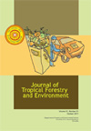 Journal of Tropical Forestry and Environment