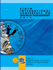 Proceedings of International Conference on Business Management