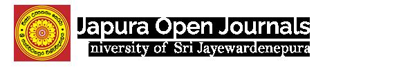 USJ, University of Sri Jayewardenepura, Sri Lanka